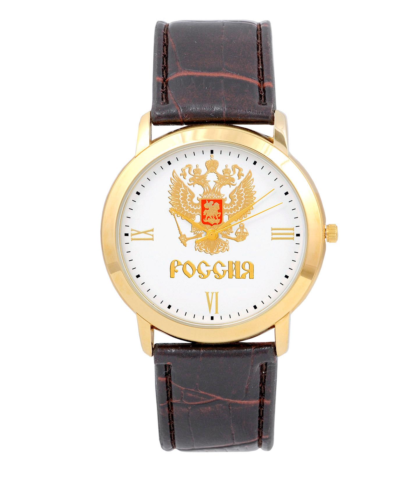 Мужские кварцевые часы Полёт - Стиль российского производства