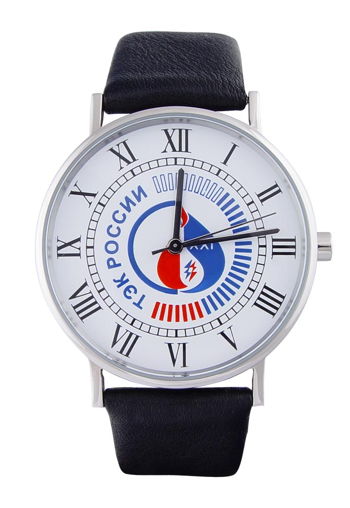 Часы со своим логотипом на заказ